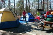 Photo: F. D. ROOSEVELT CAMPGROUND Tent Camping