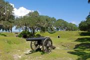 Photo: FORT MCALLISTER STATE HISTORIC PARK