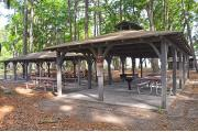 Photo: FORT MCALLISTER PICNIC SHELTER #1