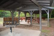 Photo: FORT MOUNTAIN PICNIC SHELTER #4
