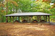Photo: FORT MOUNTAIN PICNIC SHELTER #3