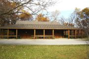 Photo: AA Call Lodge, Ambrose A. Call State Park