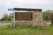 Photo: Nine Eagles State Park