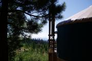 Photo: Idaho City Yurts
