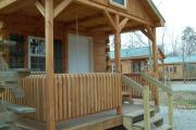 Photo: Cardinal Cabin, DEAM LAKE CABINS