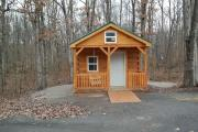Photo: Chickadee Cabin (Formerly D-02), DEAM LAKE CABINS