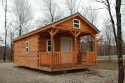 Photo: Osprey Cabin, DEAM LAKE CABINS