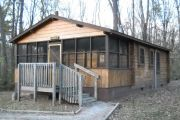 Photo: Cabin 03, BLUE HERON FAMILY CABINS