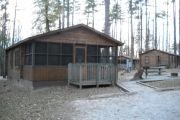 Photo: Cabin 08, BLUE HERON FAMILY CABINS