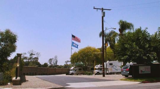 Camping At Santa Barbara Sunrise Rv Park Ca