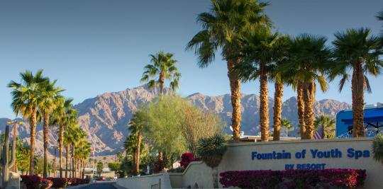 Fountain Of Youth Spa Rv Resort Ca Facility Details