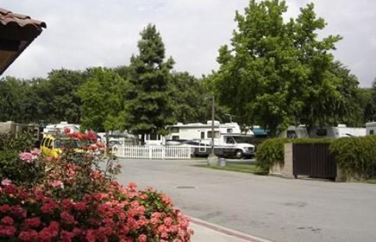 Campground details for Camping cabins near los angeles
