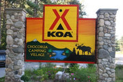 Photo: Chocorua KOA