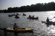 Kayak Lake Tours
