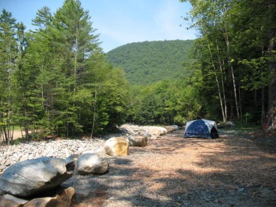 Camping At Mohawk Trail State Forest Ma