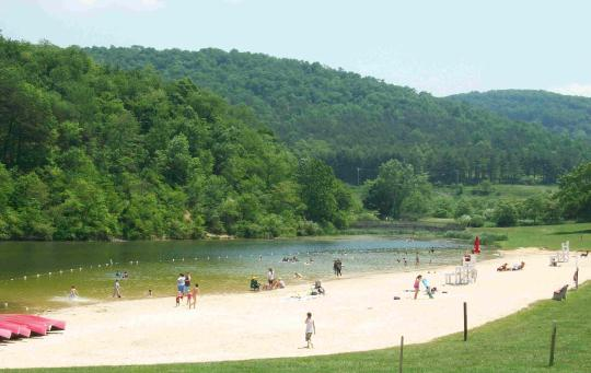 Camping At Rocky Gap State Park Md