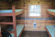 Photo: A, CAMPER CABINS