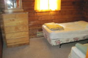 Photo: Cabin 2, Cabin / Capacity 6