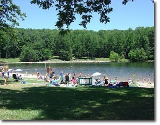 Camping at cunningham falls state park md for Md fishing license cost