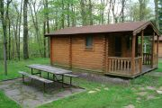 Photo: Camper Cabin 2, CAMPER CABINS (NO PETS)