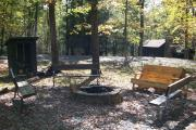 Cabin Area Community Fire Ring