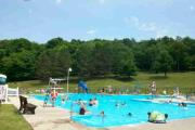 Dans Mountain State Park Pool