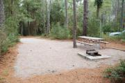 Photo: 017, Carolina Beach Campground
