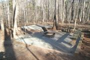Photo: 003, Eno River Fannys Ford Campground