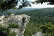 Photo: Hanging Rock State Park