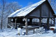 Photo: Picnic Shelter, Mount Jefferson Shelter