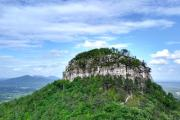 Photo: Pilot Mountain State Park