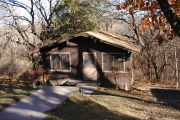 Photo: 402 BUROAK #2, Bur Oak Camper Cabins