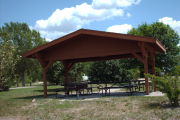 Photo: PICNIC SHELTER, Calamus SRA
