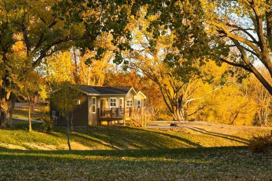 Camping at medicine creek reservoir ne for Nebraska fishing permit