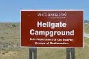 Photo: HELLGATE CAMPGROUND AND GROUP USE AREA SHELTER