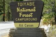 Photo: KIT CARSON CAMPGROUND