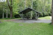 Photo: SYCAMORE FLATS PICNIC SHELTER
