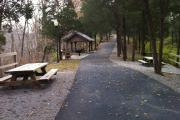 Photo: MILL SPRINGS MILL SHELTER