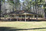Photo: George Washington Birthplace National Monument Picnic Pavilion