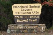Photo: BLANCHARD SPRINGS RECREATION AREA