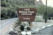 TORTILLA (AZ) Campground