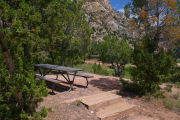 Photo: HIDEOUT CANYON BOAT-IN CAMPGROUND