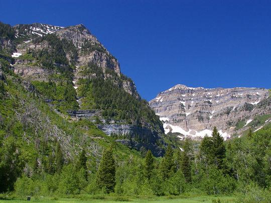 Photo: Mt. Timpanogos (UT)