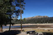 Photo: TRIAL LAKE CAMPGROUND