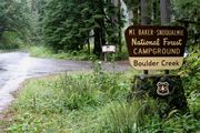 Photo: Boulder Creek Campground