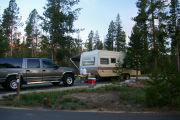 Photo: GLACIER VIEW CAMPGROUND