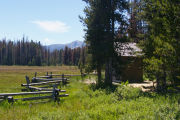 Photo: TRAP CREEK CAMPGROUND