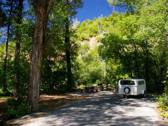 Ponderosa uinta ut facility details for Ponderosa cabins california