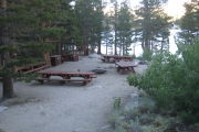 Photo: ROCK CREEK LAKE GROUP CAMP