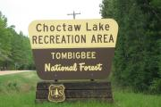 Photo: CHOCTAW LAKE
